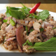 Salade de Porc ou de Poulet haché