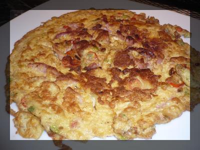 Omelette Thai